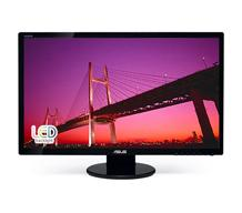"27"" ASUS VE278H WIDE SCREEN LED MONİTÖR SİYAH 2XHDMI 2MS"