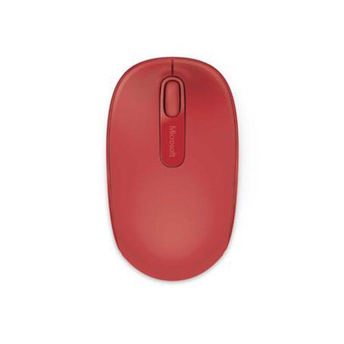 NOTEBOOK MICROSOFT WIRELESS MOBİLE USB MOUSE 1850 U7Z-00033 FLAME RED