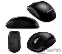NOTEBOOK MICROSOFT WIRELESS USB MOUSE 1000 2CF-00003 SİYAH
