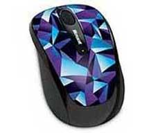 NOTEBOOK MICROSOFT WIRELESS USB MOUSE 3500 BLUETRACK MOORE GMF-00127